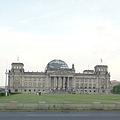 國會大廈是德國生態建築的重要象徵