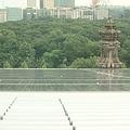 國會大廈南面屋頂裝置光電板