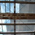 採光罩與光電板結合,世界最大的屋頂集中式發電設備,光電板面