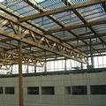 鑲嵌組裝式易拆解回收的輕量結構建築主體