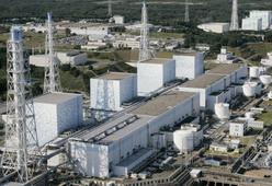 福島第一核電廠。圖片節錄自日本共同社