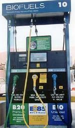 生質柴油加油站