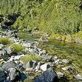 Elk River 是2009公有地法案保護下的河川之一。圖片提供: Lance Nix。