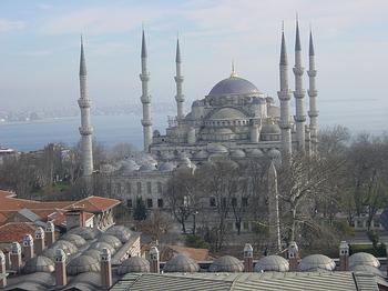 伊斯坦堡舊城  圖片提供:中華世界遺產協會