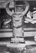 城隍廟牛爺頭像