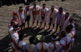豐年祭盛況。圖片提供:Bagkall Haivangang攝