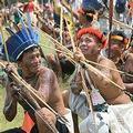 與會世界社會論壇之原住民。圖片提供: Amazon Watch