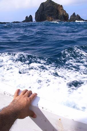 澎湖海景;圖片來源:本報