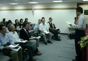 去年環保署長張國龍也親自到場聆聽共識結論報告以及成員分享參與心得。(攝影:波特曼)
