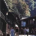 妻籠宿城鎮街道/圖片版權歸屬社團法人日本國民信託協會 (The Association of National Trusts in Japan)