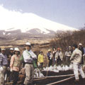 種植工作的安排/圖片版權歸屬社團法人日本國民信託協會(The Association of National Trusts in Japan)