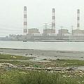 火力發電最大的問題在於空氣污染及溫室氣體的排放(圖片來源:我們的島)