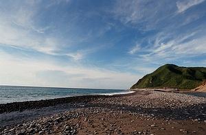 阿塱壹古道,台灣最後一段原始海岸線,羊弟弟攝。