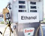 生物酒精加油站。圖片來源:ENS