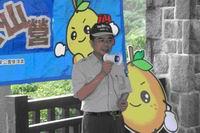 郭步雲處長認為藉由環境教育讓遊客喜愛大自然,進而維護自然資源,才能永續國家公園保育理念。