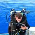 即將進行的大深度潛水