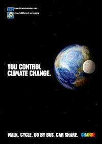 國際無車日主題「氣候變遷 由您掌控」