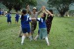 太管處以園區內唯一的小學-西寶國小,做為生態環境教育中心。(圖片來源:太魯閣國家公園網站)