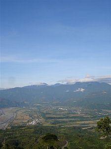 都蘭山中的布農族聚落