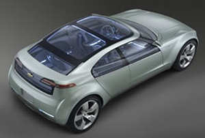 通用電力車VOLT(圖片來源:GM)
