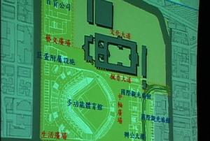 台北大巨蛋園區規劃