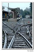 阿里山的鐵道