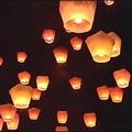 平溪的元宵天燈