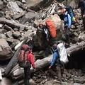 上山的過程就像一顆石頭,靜靜地回到原本屬於它的位置