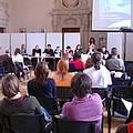NGO Market有多場論壇同時舉行。(李育琴攝)