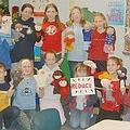 美國地球日密西根州兒童活動(圖片來源: MTU)