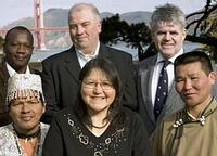 2007環保金人獎得主(圖片來源:Goldman Prize)