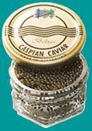 亞賽拜然所出產的大白色大鱘魚魚子醬,賺了貿易利潤卻賠上可永續經營的自然資源。(照片來源:Caspian Fish Company)