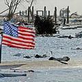 2005.10.3麗塔颶風災後的殘破景象 照片來源:Win Henderson courtesy FEMA
