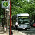 氫氣公車運行計畫是由歐盟發起的潔淨都市交通計畫,在歐洲九大城市分別執行。(圖片提供:公視我們的島)