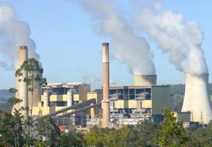 澳洲燃煤發電廠。圖片來源:Yallourn Energy Pty Ltd