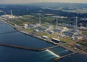 東京電力公司的核能發電廠(圖片來源:TEPCO)