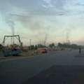 阿克蘇外工廠。我心愛的美麗綠洲到哪去了?