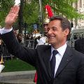 法國總統薩科奇。圖片來源:Wikipedia