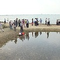 遊湖,是遊客到大鵬灣時,最喜愛的活動