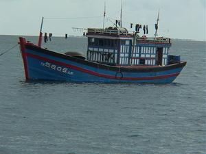 東沙海域是漁民重要的漁場