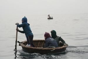 越南籍漁船
