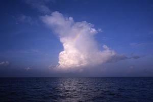 東沙環礁位在南中國海
