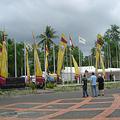 位在巴里島上的氣候變遷會議中心。圖片來源:David Steve攝