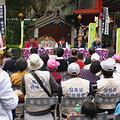 華龍村民團結捍衛自己的家園;圖片來源:Showming