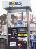 摻入85%乙醇的E85加油幫浦。圖片來源:ENS