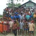 因為受到「全球教育糧食發起計畫」的支持,孟加拉的女孩可以有機會接受教育。圖片來源:USDA