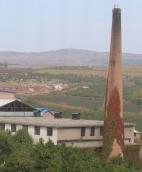 中國鄉村的自然環境因經濟發展而嚴重的被犧性掉。圖片來源:中外對話