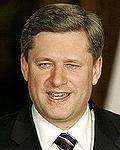 加拿大總理哈波。圖片來源:ENS