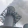 火力發電廠。圖片來源:我們的島