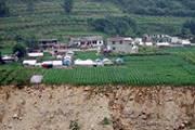 四川災區農業嚴重受損(圖片來源:聯合國糧農組織)